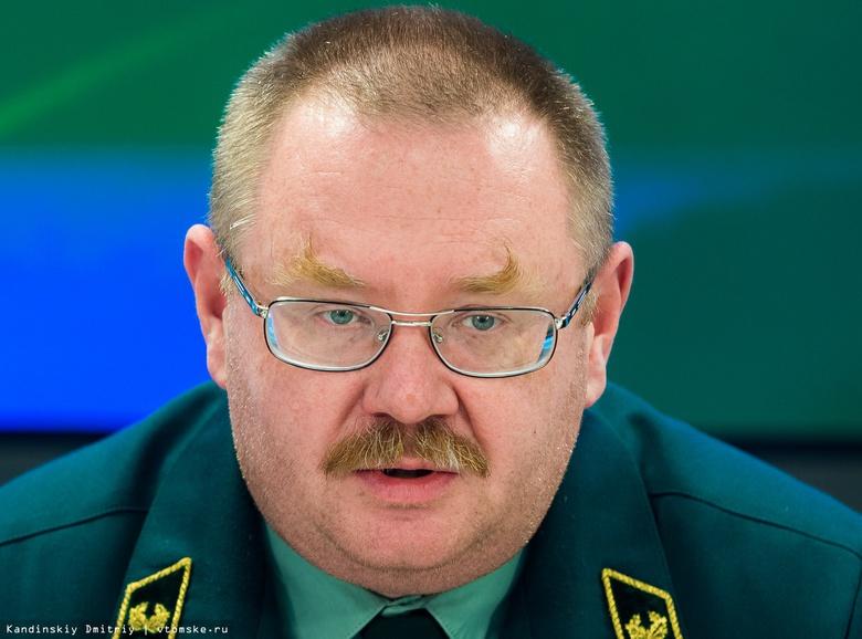 Суд заключил главу томского департамента леса Малькевича в СИЗО