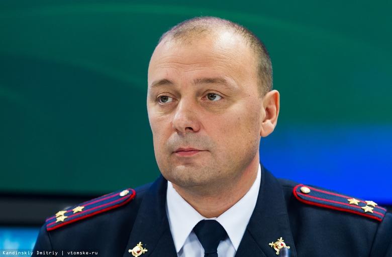 ГИБДД: аварийность на дорогах Томска выросла на 23%