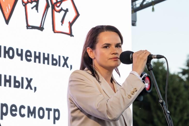 Тихановская дала Лукашенко 13 дней на то, чтобы уйти