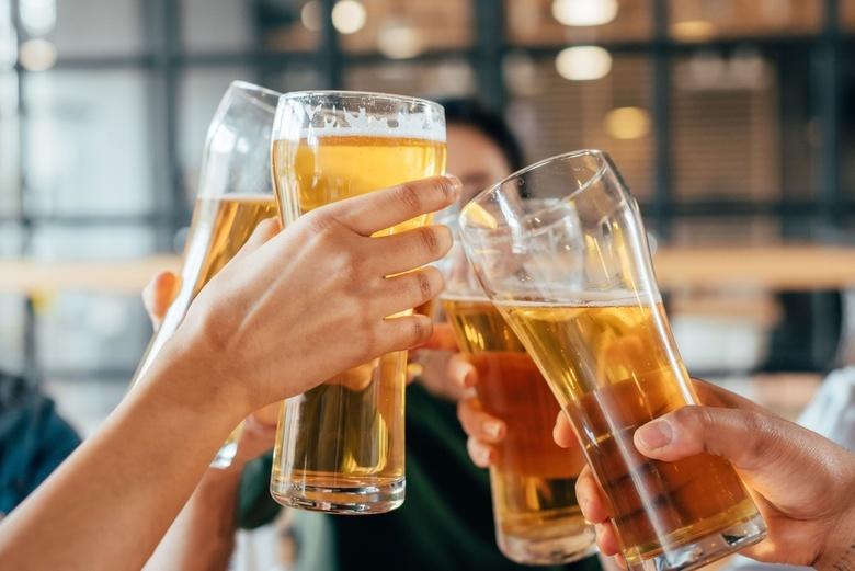 Более 80 литров пива пришлось на каждого взрослого жителя Томской области в 2018г