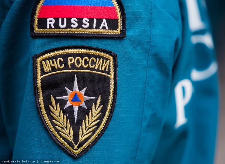 Мужчина погиб при пожаре в жилом доме в Молчаново