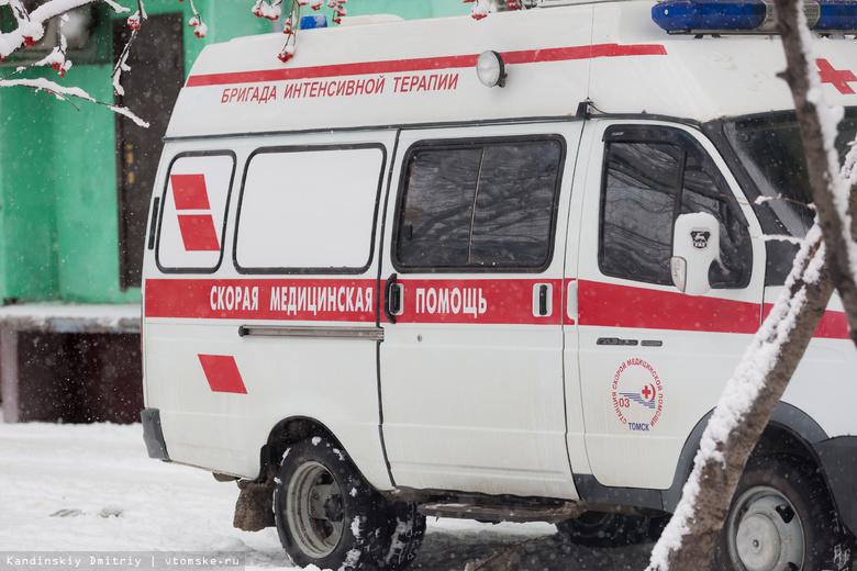 В Томске автомобиль сбил ребенка на Пушкина