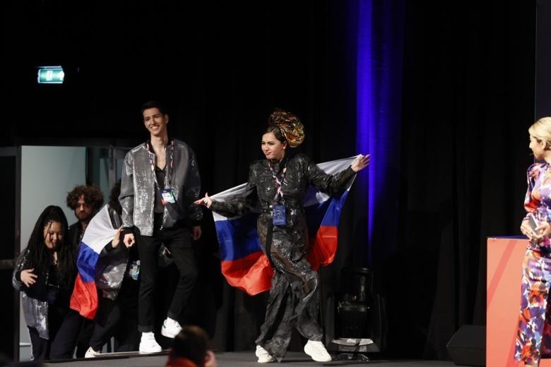 Манижа попала в финал «Евровидения»