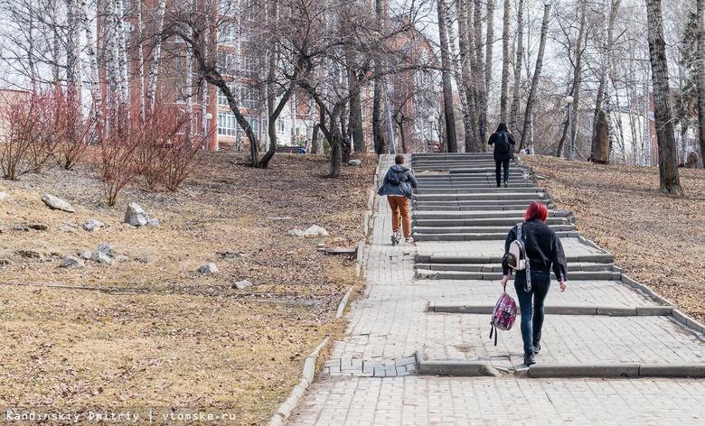Сделаем комфортнее: жителей Томской области просят выбрать объекты благоустройства на 2022г