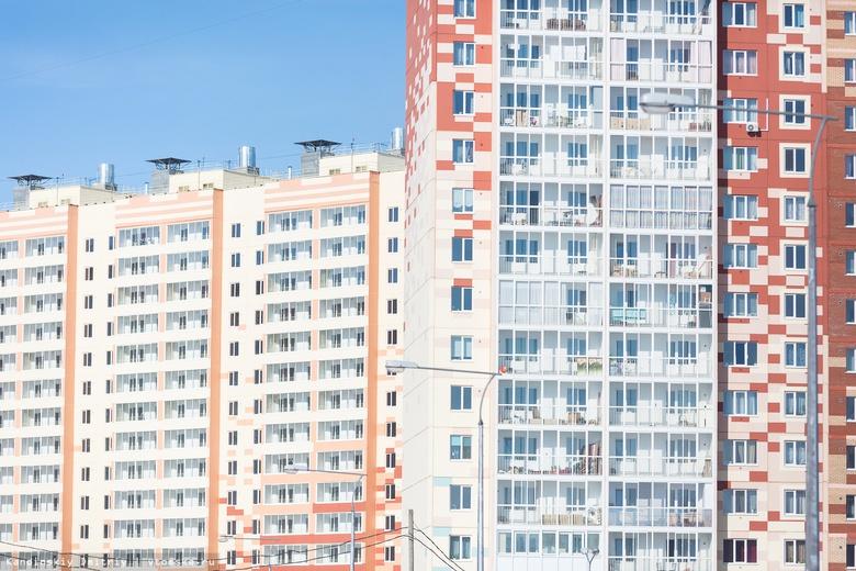 Объем ввода жилья в Томской области вырос почти на 30%