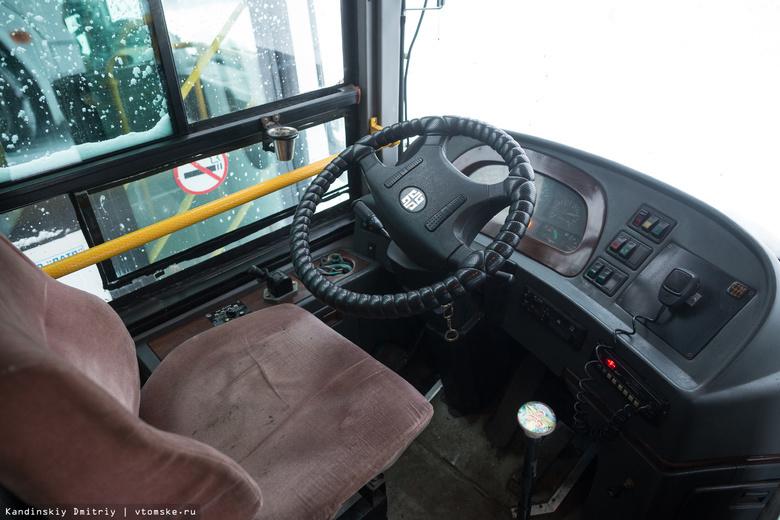 Томские перевозчики маршрута № 4 протестуют против «заказных» автобусов