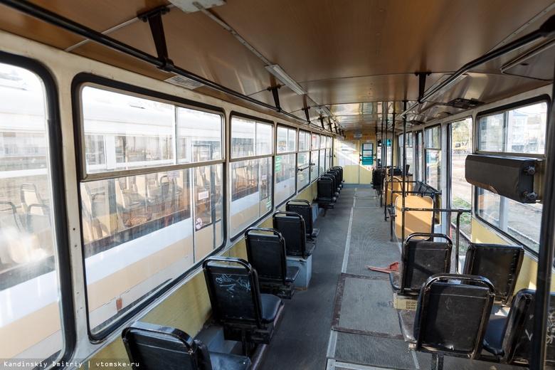 Трамваи маршрута №2 не будут ходить на Черемошники в выходные