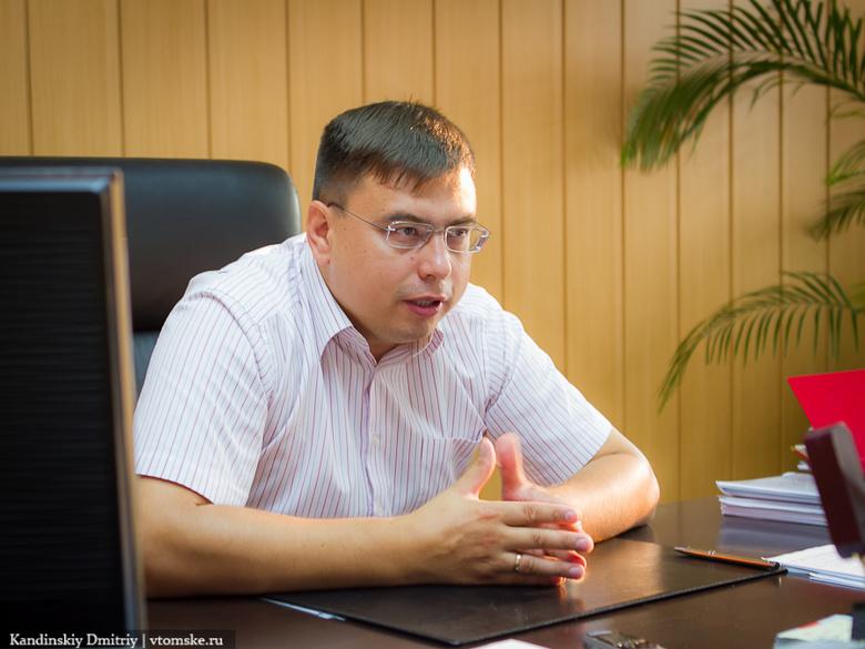 Бывший томский чиновник стал фигурантом уголовного дела в Крыму