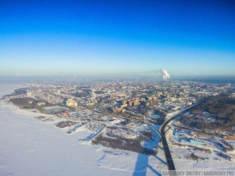 Паршуто: центр Томска мало привлекает инвесторов для строительства жилья