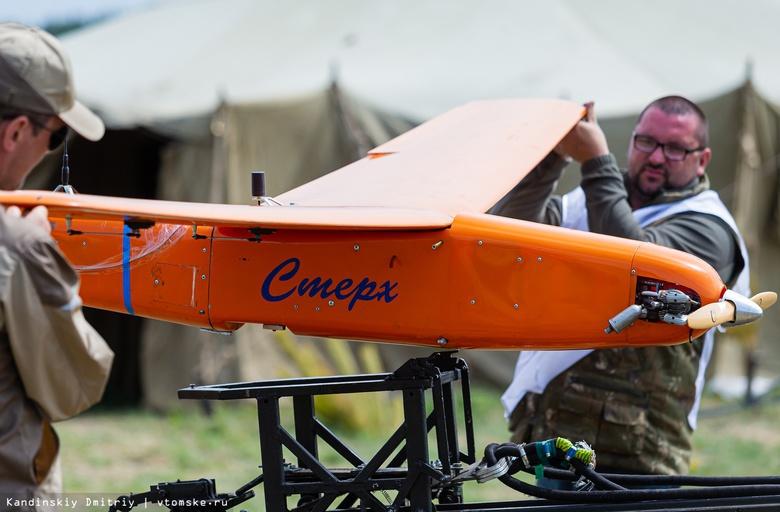 Первый в РФ эксперимент с самолетом и беспилотником прошел в Томске