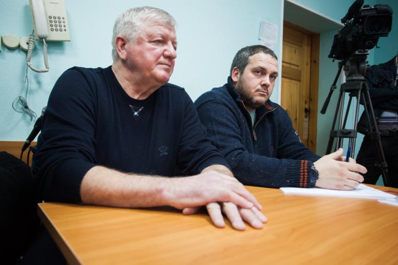 Владимир Оккель получил два года условно