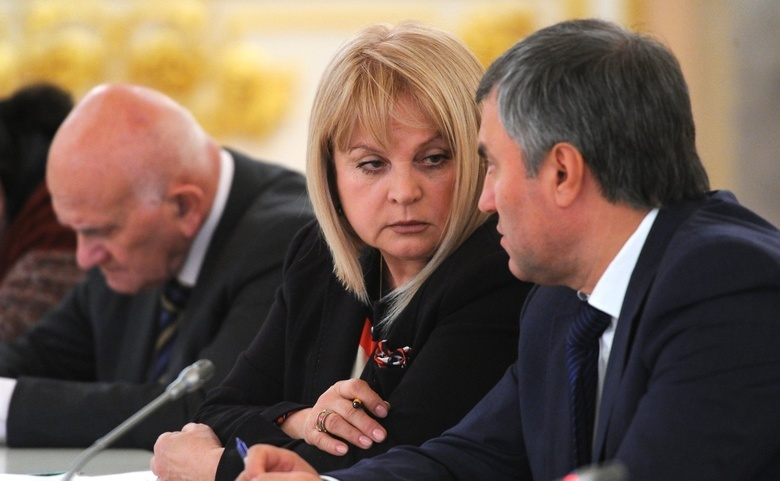 Неизвестный напал на главу ЦИК России
