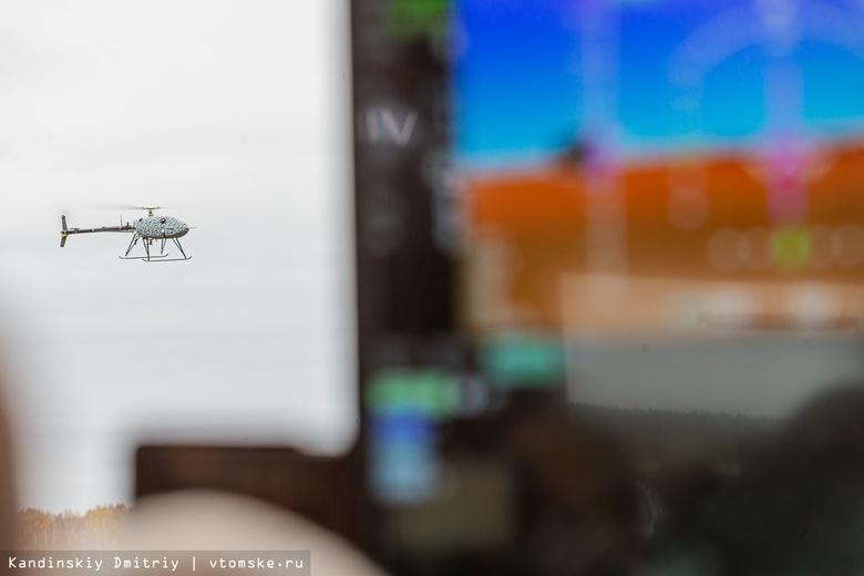 «Будущее авиации»: систему запуска дронов с грузами протестировали в Томской области