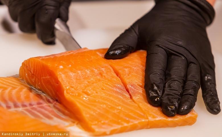 Готовить просто: скрэмбл с лососем и Сандефйордшмёр