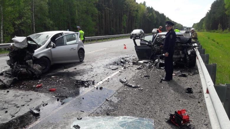 В Томске будут судить новосибирца, виновного в ДТП с 5 пострадавшими в районе Алаево