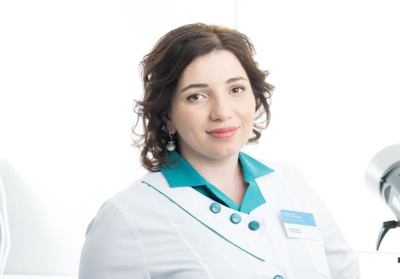 Зарема Вахитовна Ибрагимова, сердечнососудистый хирург первой категории