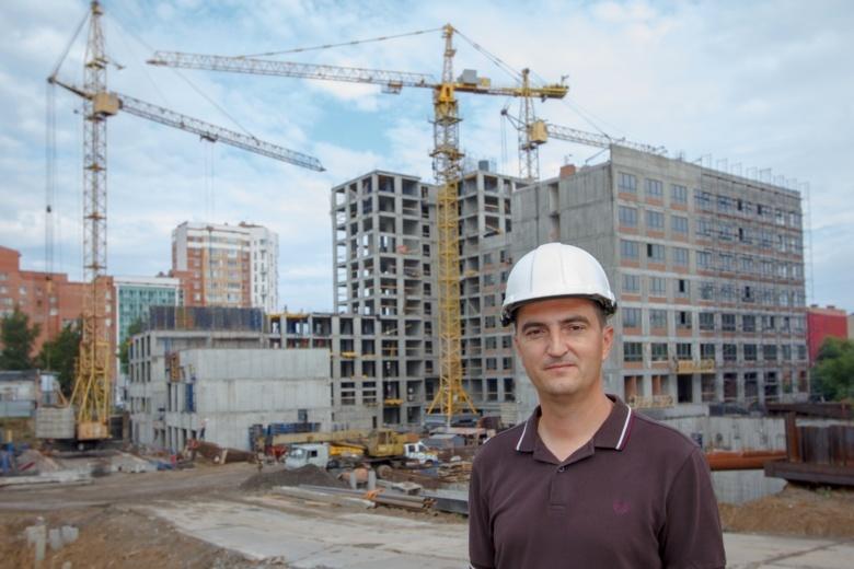 ТДСК вошла в золотой фонд строительной отрасли России