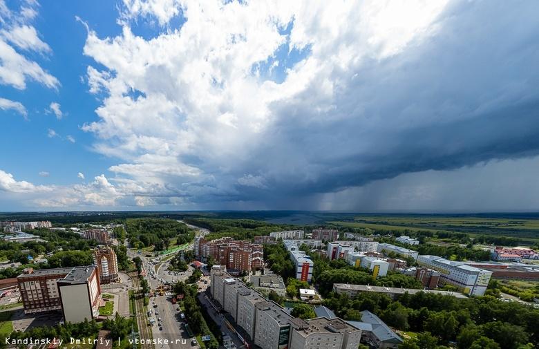 Оперативное предупреждение объявлено по Томску и области на 5-6 августа