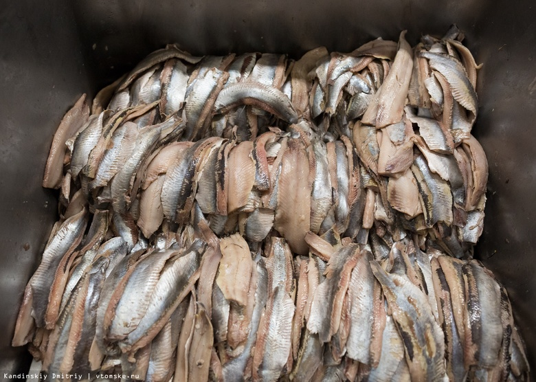 Превышение ртути выявили в продукции Колпашевского рыбзавода