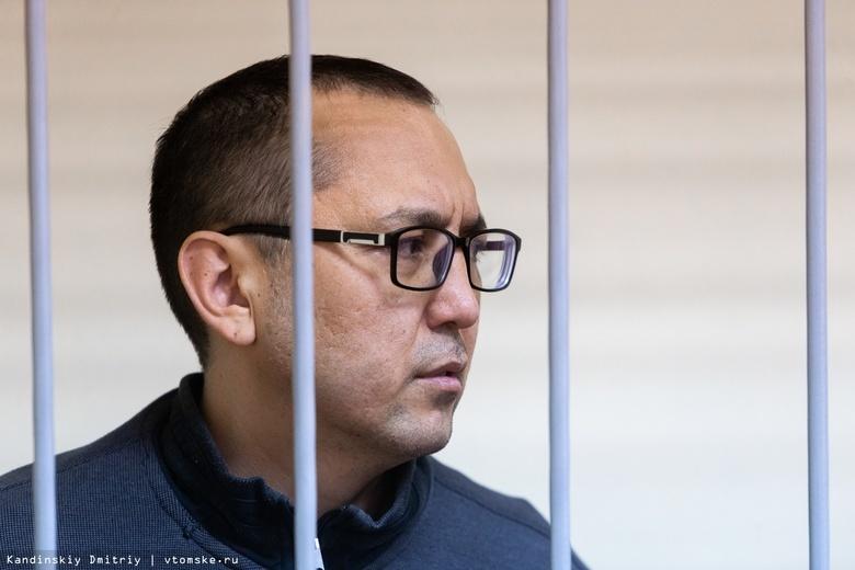 Суд продлил арест экс-главе томского УФССП на 2 месяца