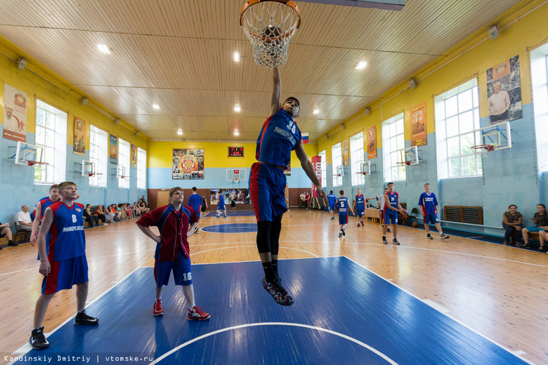 Баскетбольный центр может появиться в бывшем здании радиозавода в Томске