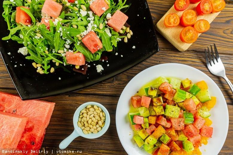 Необычные рецепты: что приготовить из арбуза?