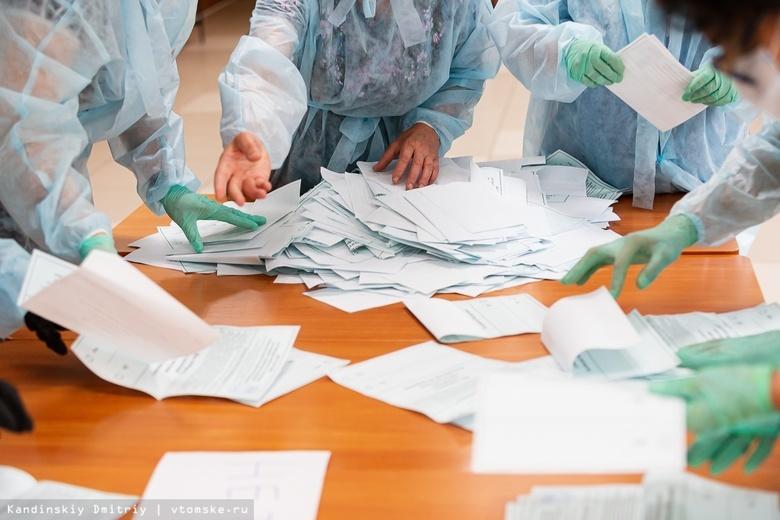 Поправки в Конституцию, предварительно, поддержали 65% избирателей Томской области