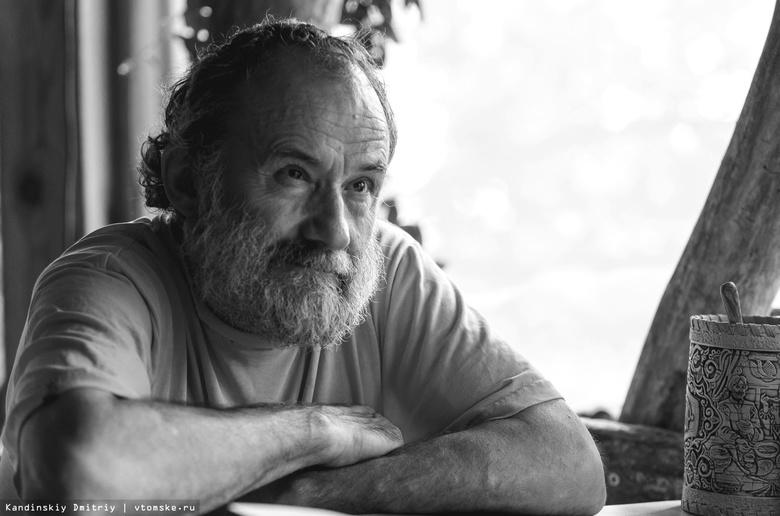 Основатель томского театра «2+ку» Владимир Захаров погиб во время пожара