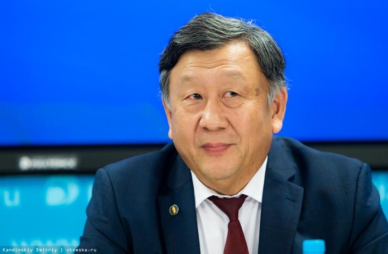 Глава томского НИИ получил госпремию за создание нового способа в лечении опухолей