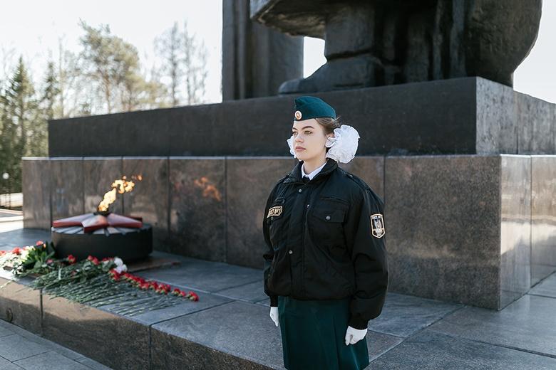 «Востокгазпром» помог заново отстроить караульный корпус Поста № 1 в Томске
