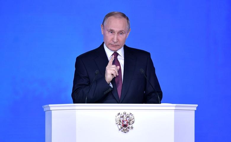 Путин отнес Томскую область к регионам РФ, где эффективно борются с бедностью