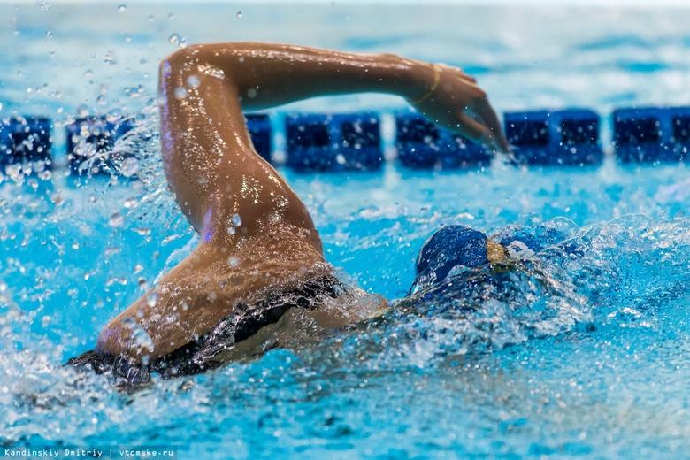 Томские синхронистки завоевали 5 бронзовых медалей на соревнованиях в Красноярске