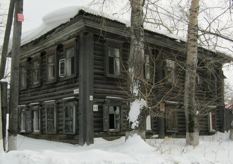 Инвестор в ближайшее время приступит к ремонту старинного дома на Трифонова