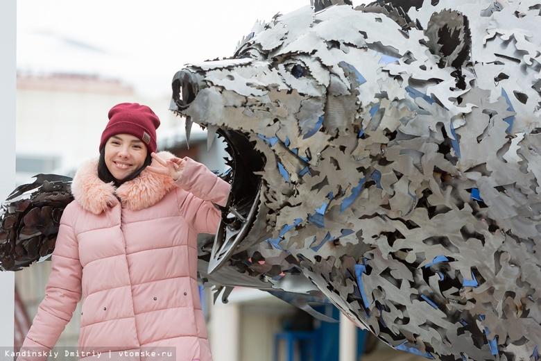 Косолапый Велес: как 2-метровый стальной мишка путешествовал по Томску