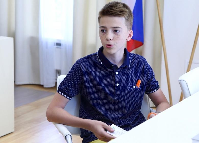 Томский школьник отправится в экспедицию на Северный полюс