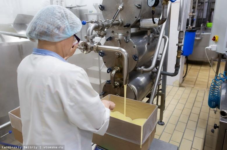 Производство сливочного масла и сыров сократилось в 2020г в Томской области