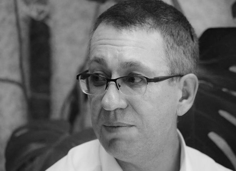 Скончался томский журналист Андрей Зайцев