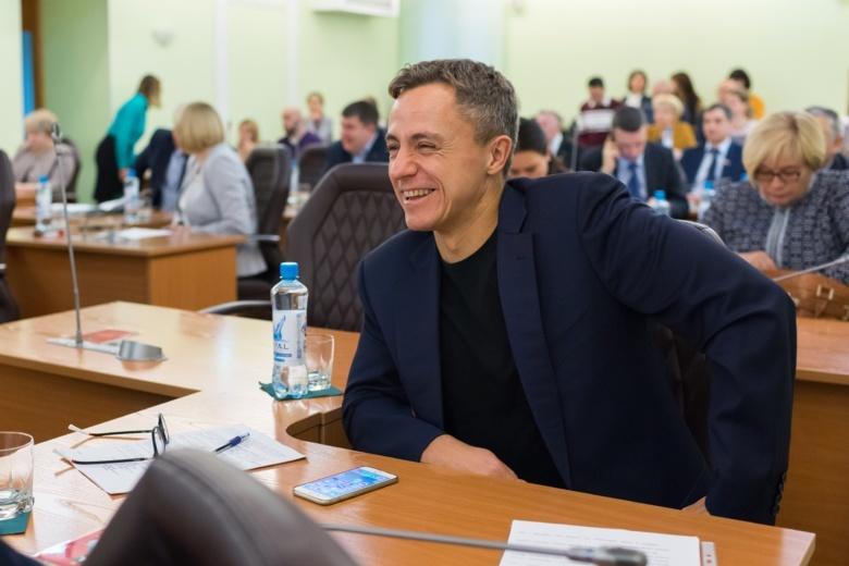 Томский депутат Самокиш будет претендовать на место в Госдуме