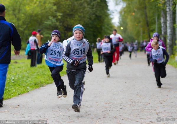 Томский марафон посетят чемпионы России и участники Олимпийских игр