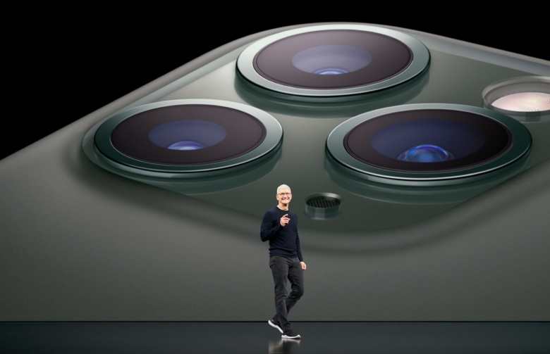 Apple показала 3 новых iPhone