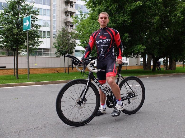 Томич за полгода собирается проехать через всю Африку на велосипеде