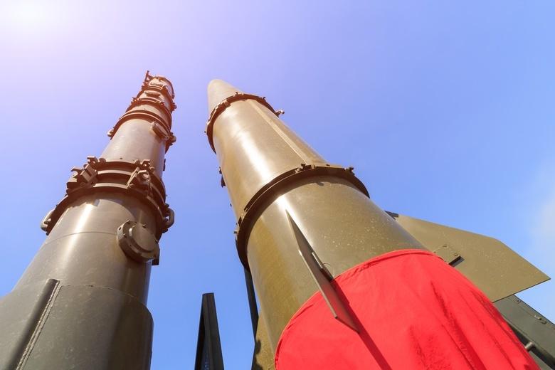 Ракеты оперативно-тактического комплекса «Искандер»