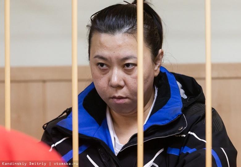 Обвиняемая в гибели 12 человек под Асино китаянка останется под стражей на 3 месяца