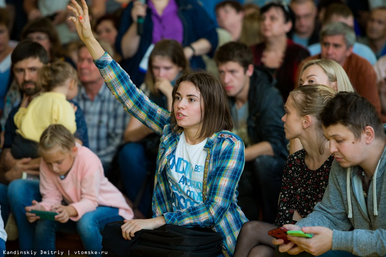 Власти Томска рассказали о помощи, оказанной погорельцам дома на Вавилова