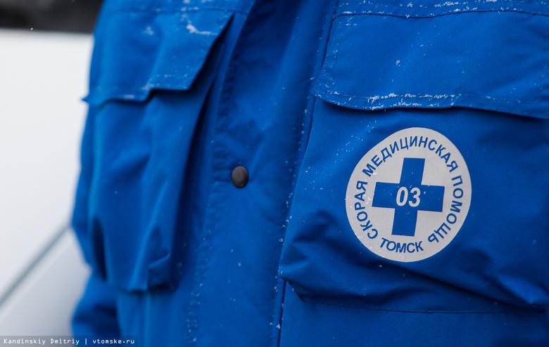 Грузовой подъемник рухнул в здании Томска, трое пострадали