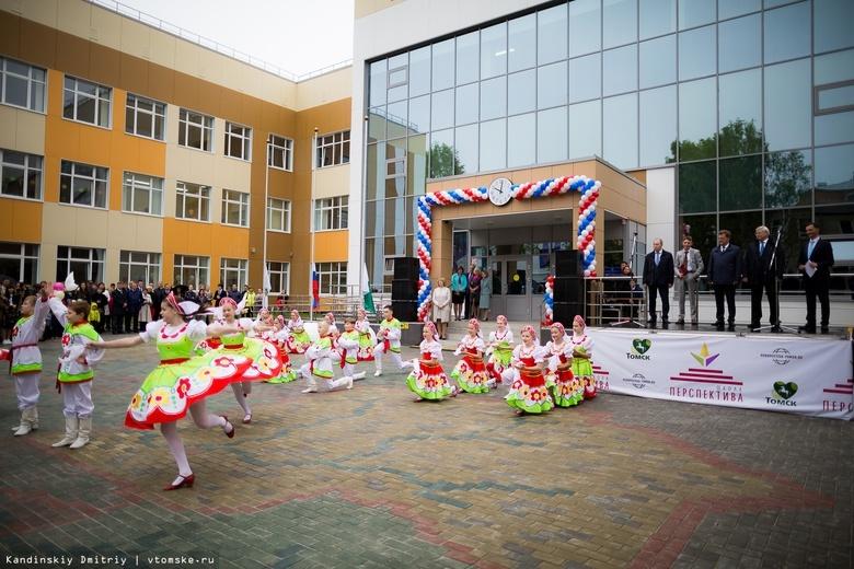 Открытие школы «Перспектива» 1 сентября 2018 года