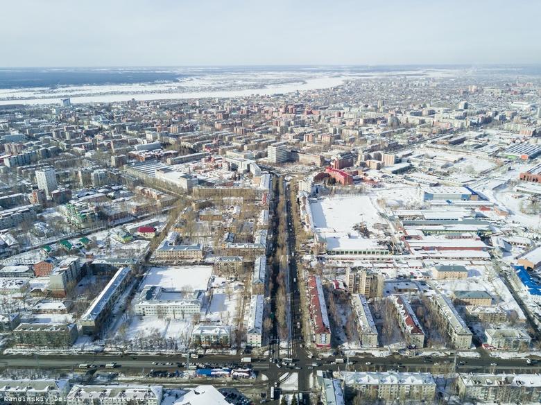 «Потерянное время»: проект исторических границ Томска вновь вернулся на доработку