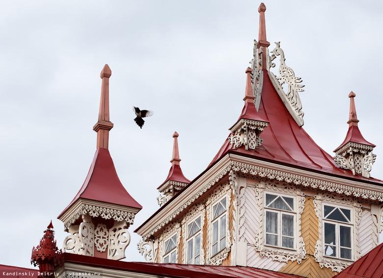 Область может взять на себя работу по границам исторического поселения Томска
