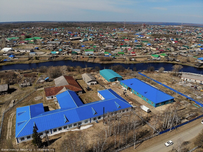 Рыбоконсервный завод на севере Томской области заработает в канун Нового года