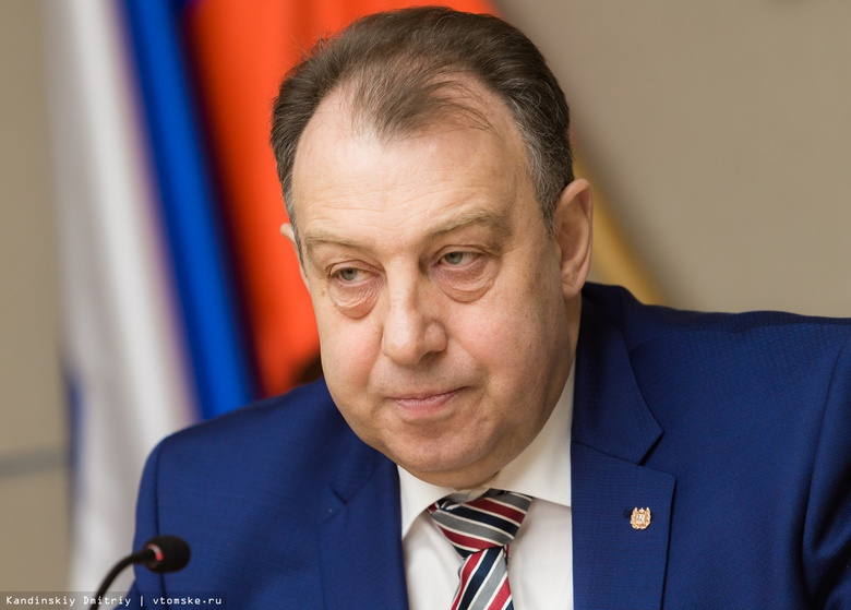 Кнорр прокомментировал задержание главы томского департамента лесного хозяйства